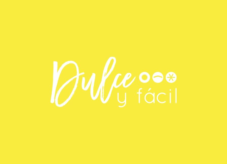 Logo: Dulce y Fácil, reposteria creativa en Barcelona, Cataluña, España