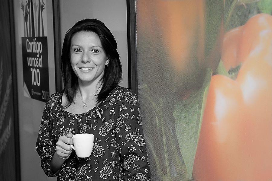 Daniela Aguirre, Fotografa
