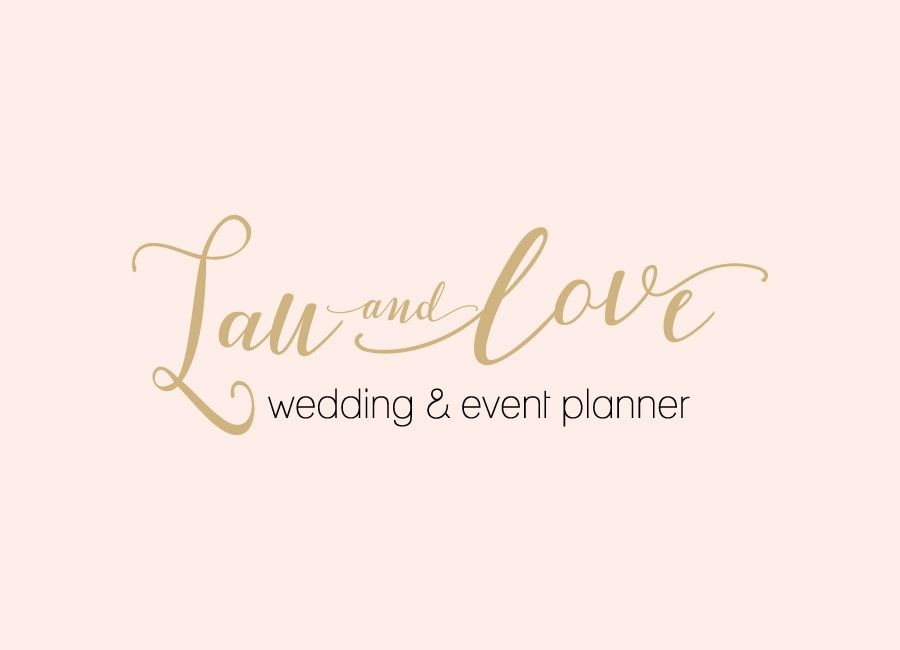 Logo: Lau and Love, wedding and event planner de Barcelona, Cataluña