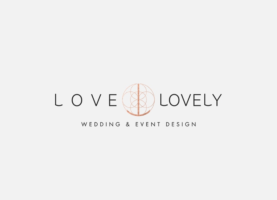 Logo: Love Lovely, Wedding and Event Design