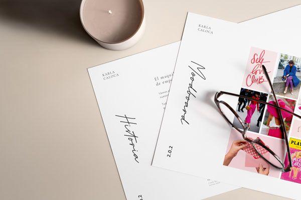 Branding y diseño web para profesionales del desarrollo personal que quieren tener una web bonita y estratégica que atraiga, inspire y convierta
