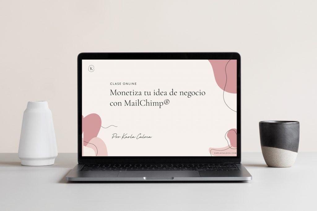 monetiza tu idea de negocio con mailchimp