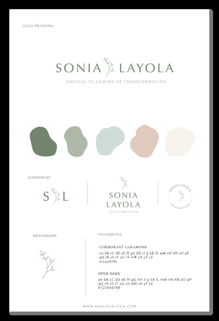 sonia layolaBrand Board