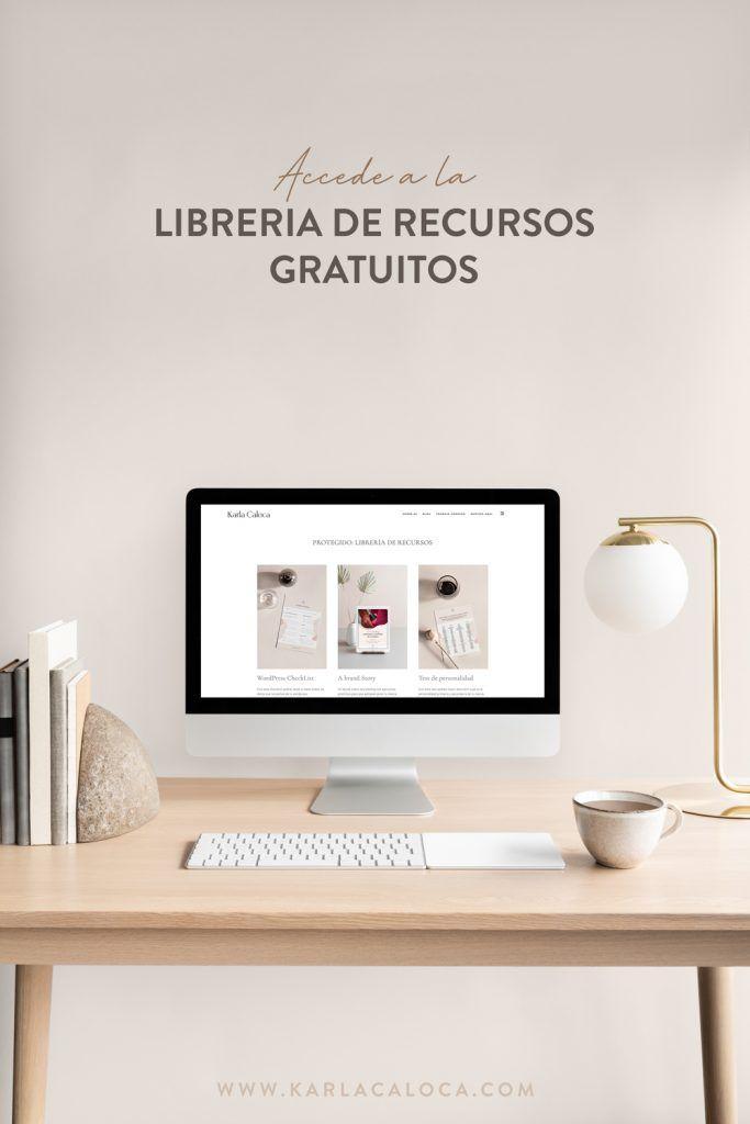 librería de recursos gratuitos