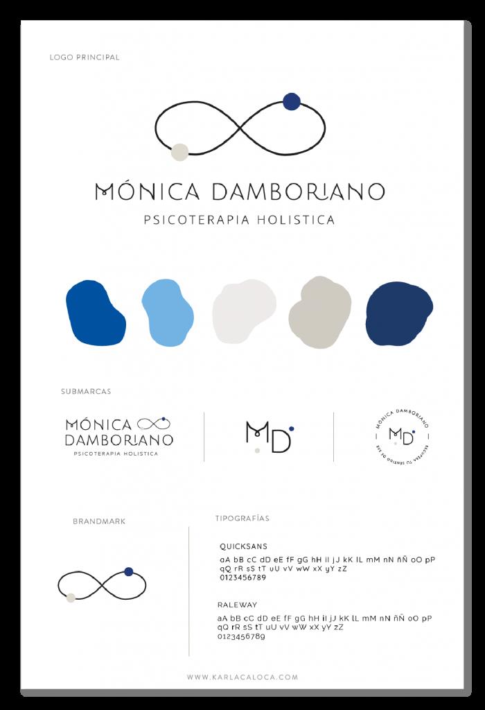 monica damborianoBrand Board