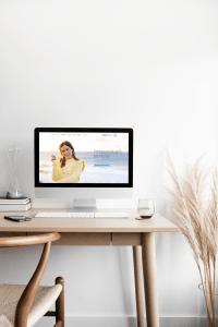 nagore sanz Branding y diseño web para profesionales del desarrollo personal que quieren tener una web bonita y estratégica que atraiga, inspire y convierta