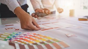 como crear la paleta de colores de tu marca