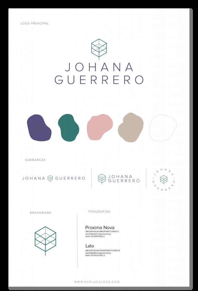 JohanaGuerrero Brand Board